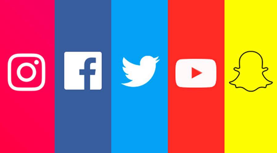 divulgando seu serviço de ar condicionado nas redes sociais