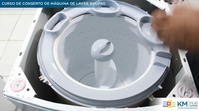 curso de conserto de maquina de lavar roupas km multi cursos 10