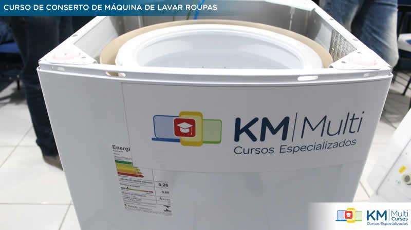 curso de conserto de maquina de lavar roupas km multi cursos 4